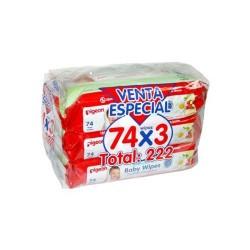 TOALLITAS HUMEDAS REFIIL 3X74 s