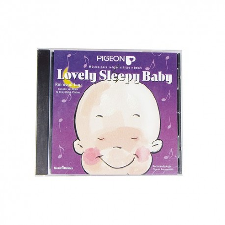 CD LOVELY SLEEPY BABY