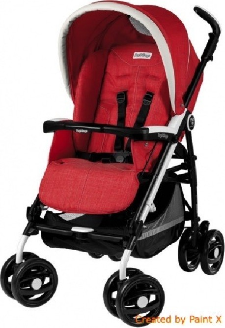Coche Pliko P3 Sunset-Red